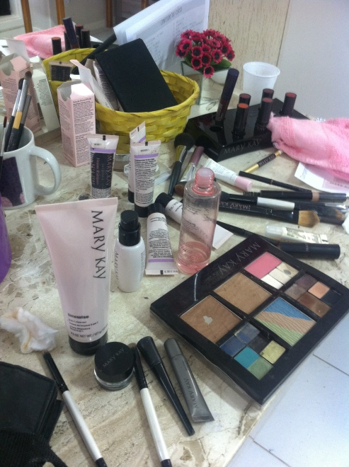 curso de auto maquiagem marykay 6
